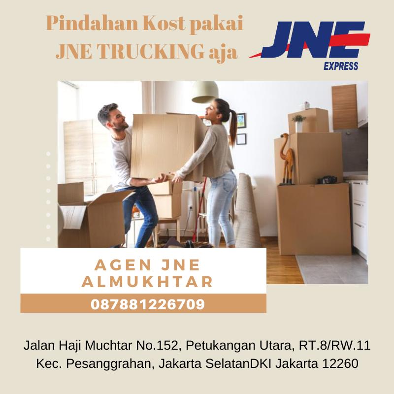 Agen JNE Di Joglo Jakarta Barat
