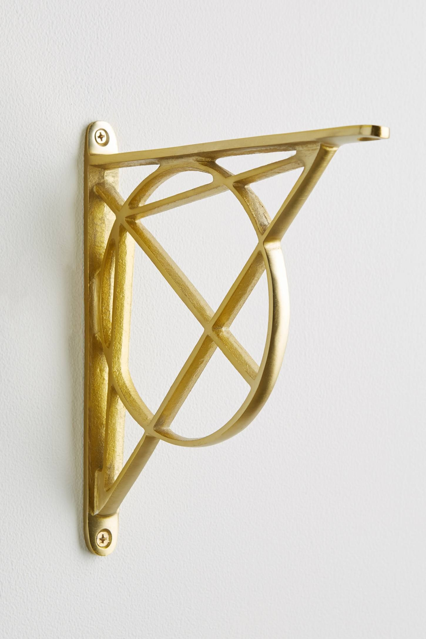 Shop The Geometry Bracket And More Anthropologie At Anthropologie
