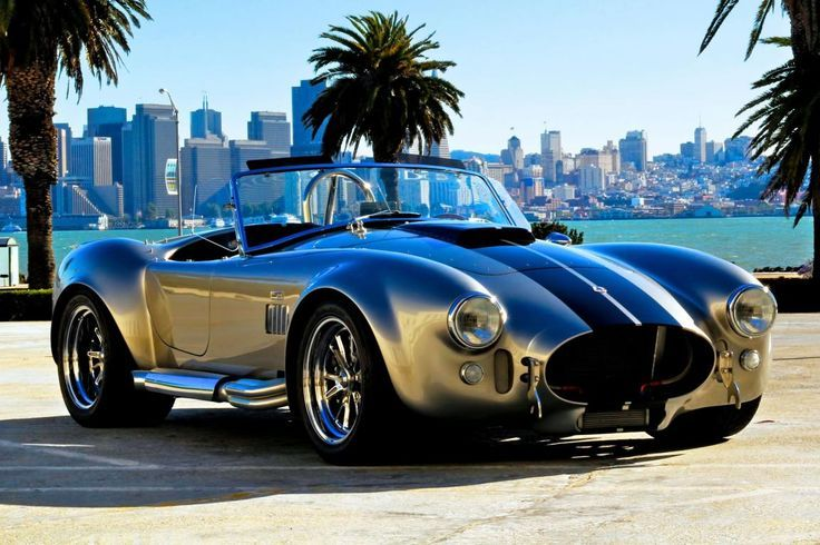 Nice Cars Cool Awesome Shelby Cobra In The City Cool Cars - Cool cars vintage