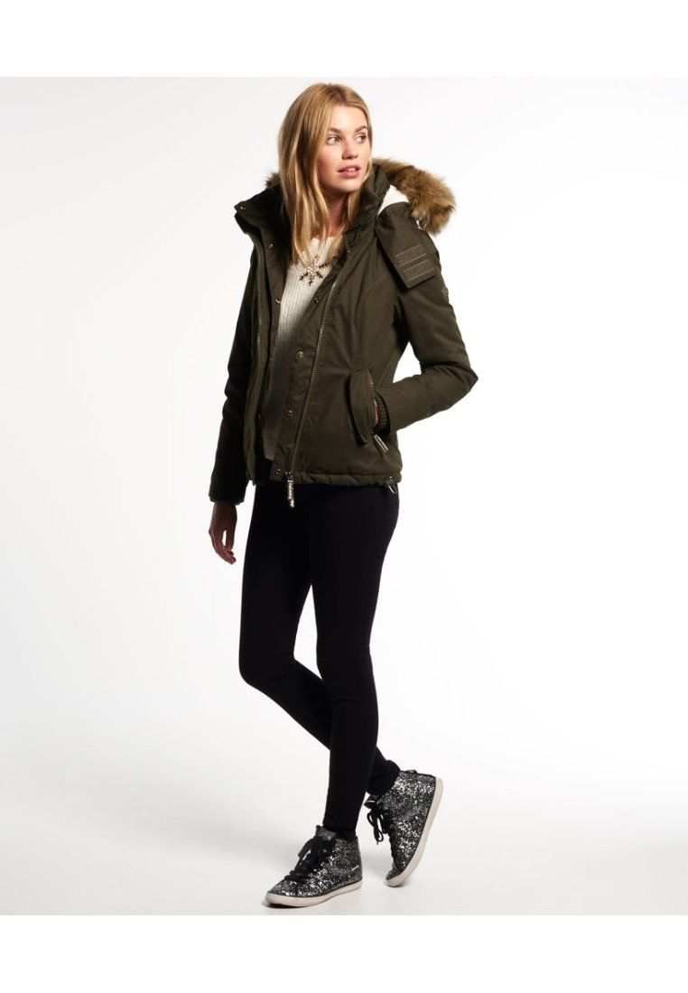 veste superdry femme zalando,Superdry DARK ELEMENT Veste d
