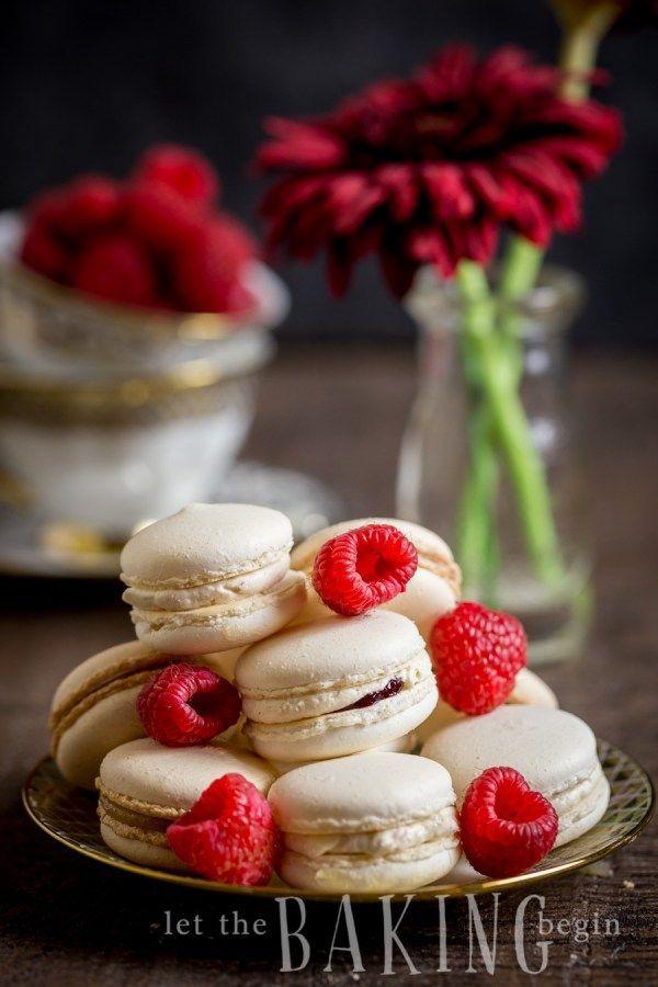 Basic Macarons - Italian Meringue Method - Lernen Sie alle Geheimnisse, um Macarons ...   - Cookies Cookies Cookies -