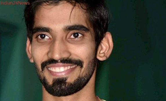 Kidambi Srikanth breaks into top-ten rankings, rises to number eighth