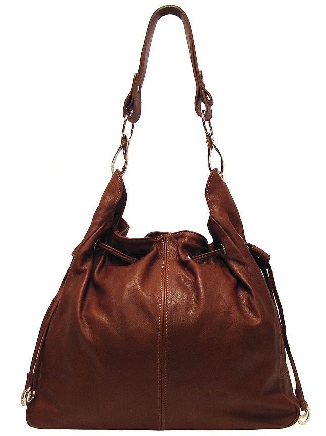 Floto Leather Handbag Buccina Bag Brown   Bags   Pinterest   Brown ...