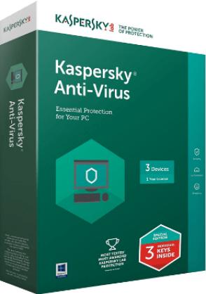 kaspersky antivirus crack activation code