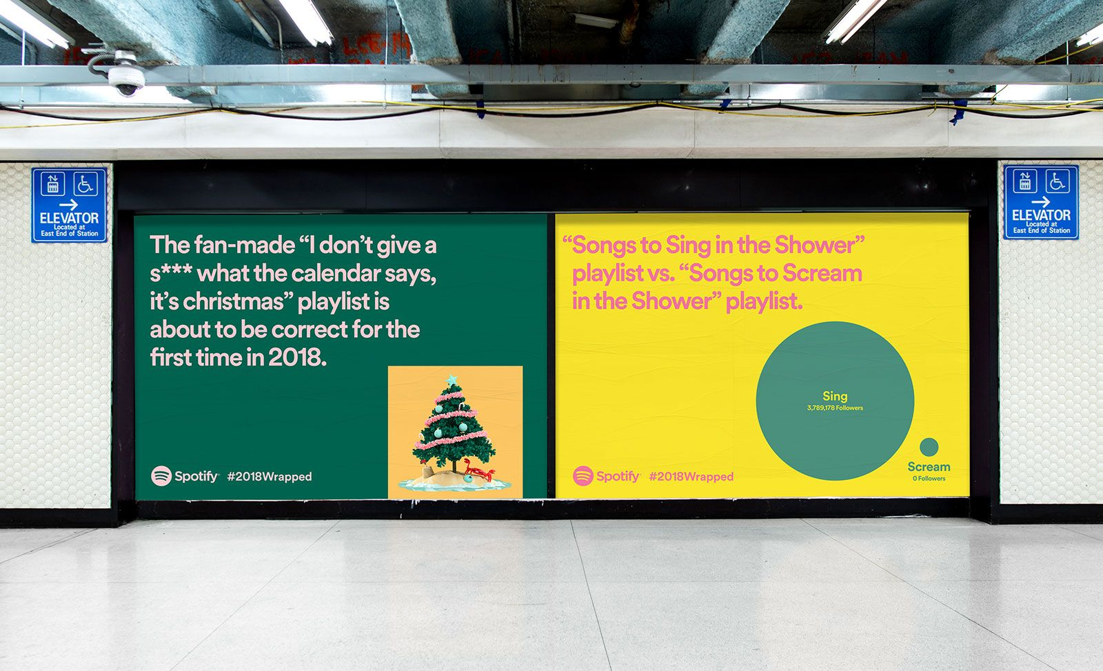 Spotify's 2018 Holiday Ads Are Out, and They Know Just