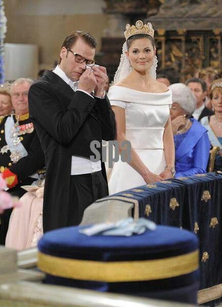 Pin Von Pamela Pitout Auf Royal Sweden V D Wedding Victoria And Daniel Prinzessin Victoria Von Schweden Prinzessin Victoria Victoria Von Schweden
