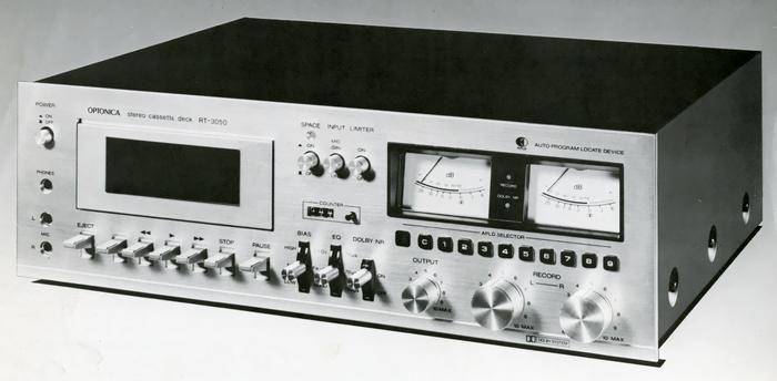 OPTONICA RT-3050   1975