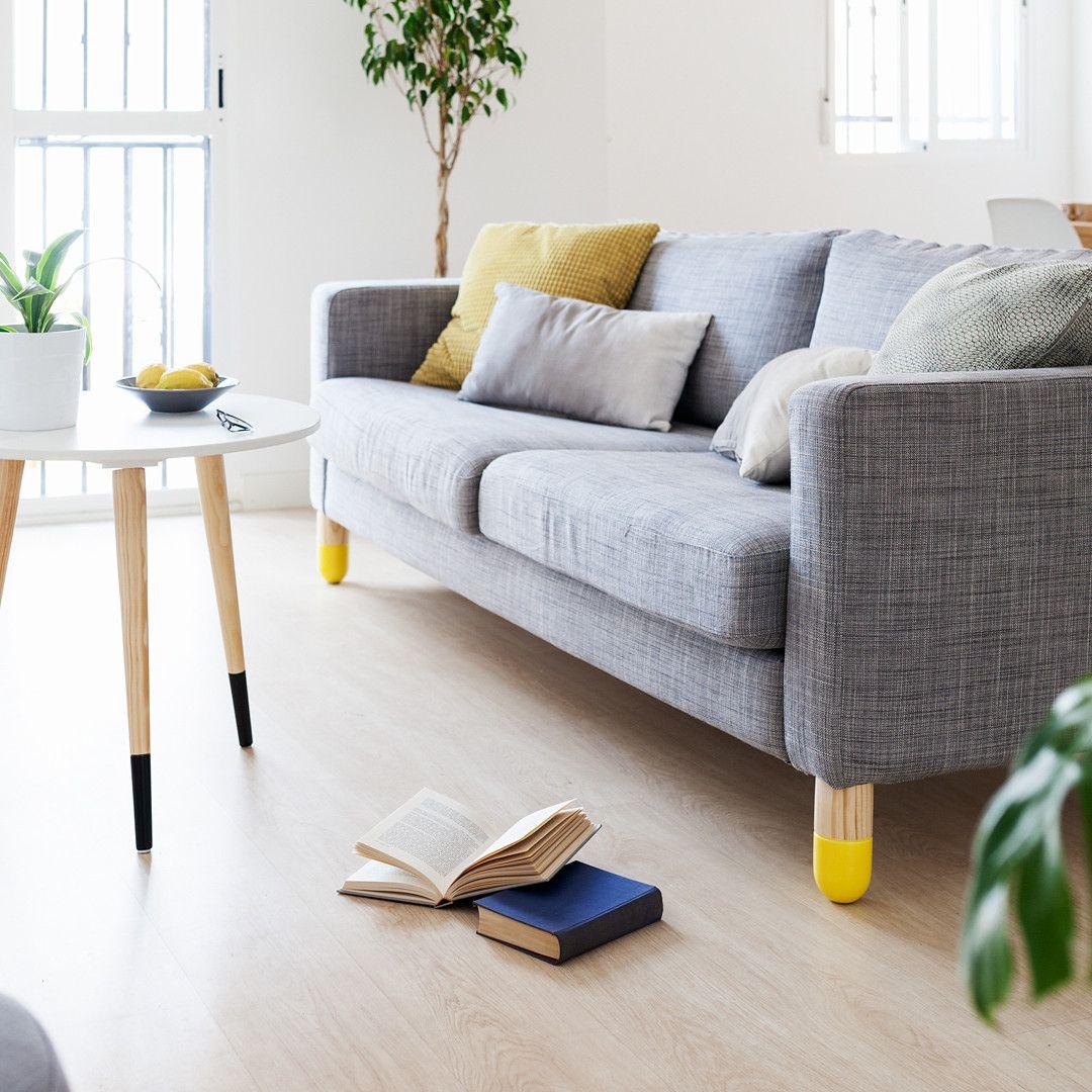 Lloyd Pata Para Mueble Puf Sof Sillon Ohmyleg Ikea Hack  # Customizar Muebles