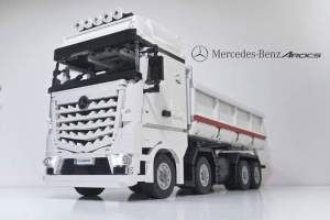 mercedes benz actros klickbricks lego trucks lego. Black Bedroom Furniture Sets. Home Design Ideas