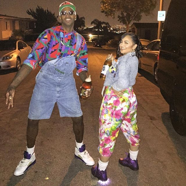 Nineties Themed Outfits
