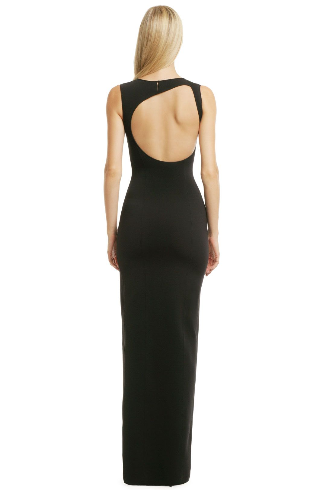 Blumarine You Are Dismissed Gown