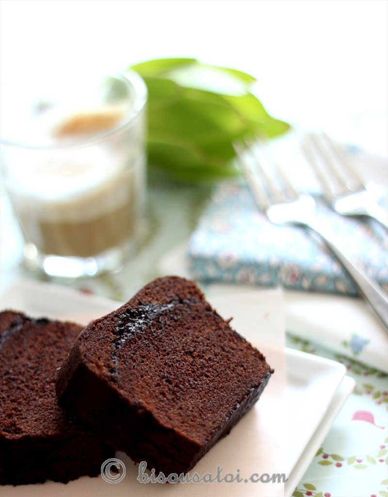 Bisous Toi Steamed Brownies Layer Cake Chocolate Cake