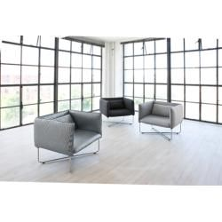 Photo of Softline design armchair Groove – armchair SoftlineSoftline