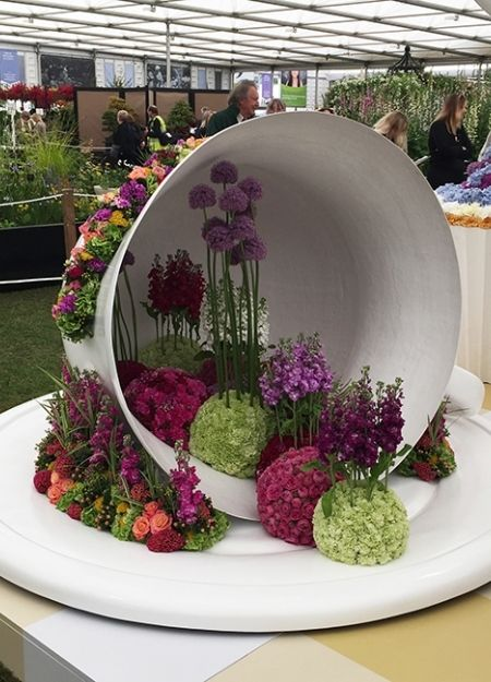 The Rhs Chelsea Flower Show In Pictures Flower Show Chelsea