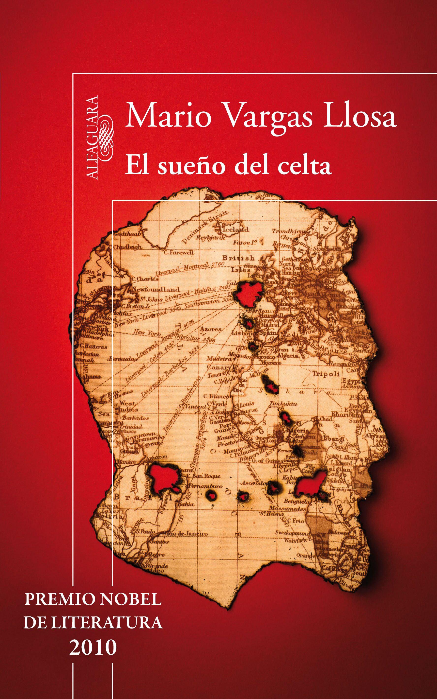 El sueño del celta. Mario Vargas Llosa, 2010.