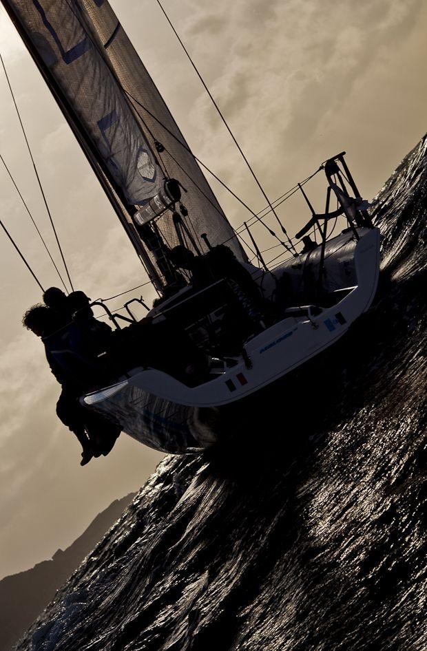 Audi Melges 32 Sailing Series - Lerici 2010