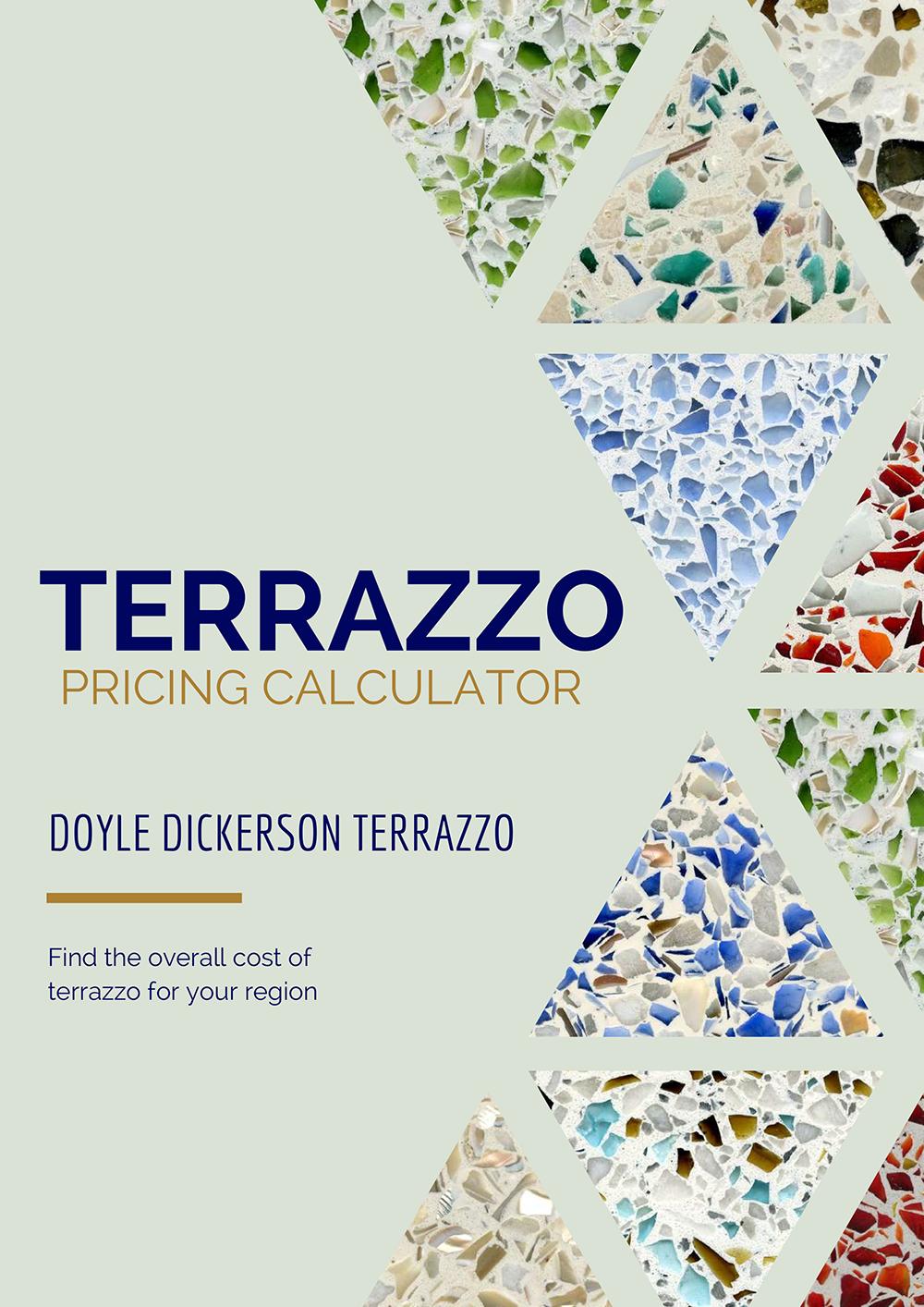 Terrazzo Pricing Calculator Know how much epoxy terrazzo