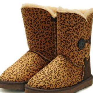 Cheetah uggs<3