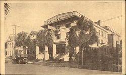 Royal Palms Hotel 225 W Duval Street Jacksonville Fl Vintage