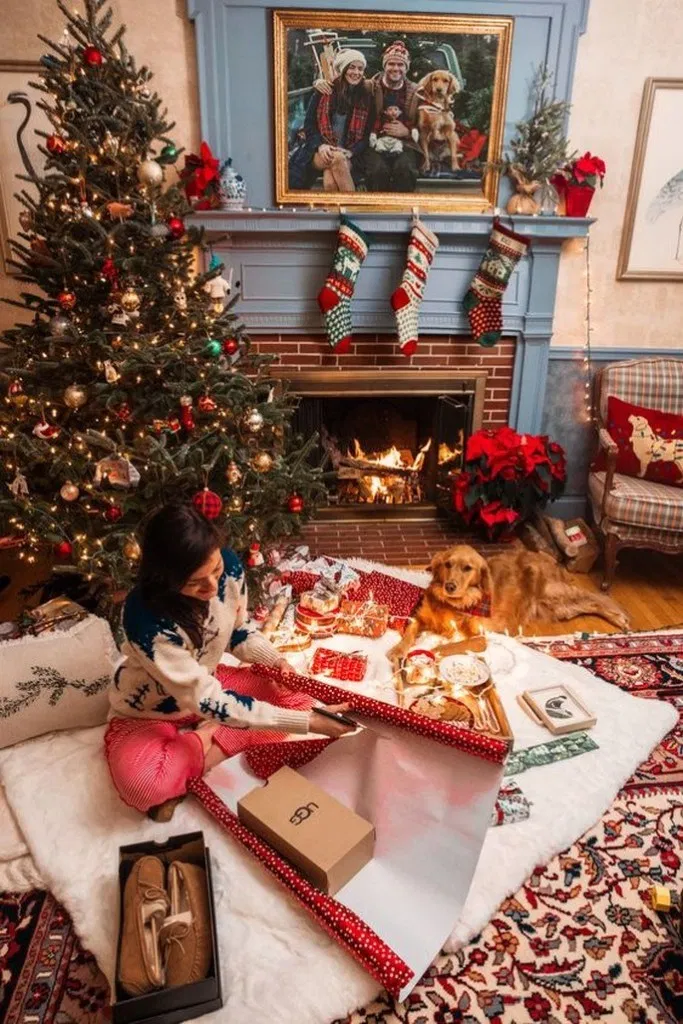 Photo of 25+ Beautiful Christmas Home Decorations Ideas #christmas #christmasdecor #chris…