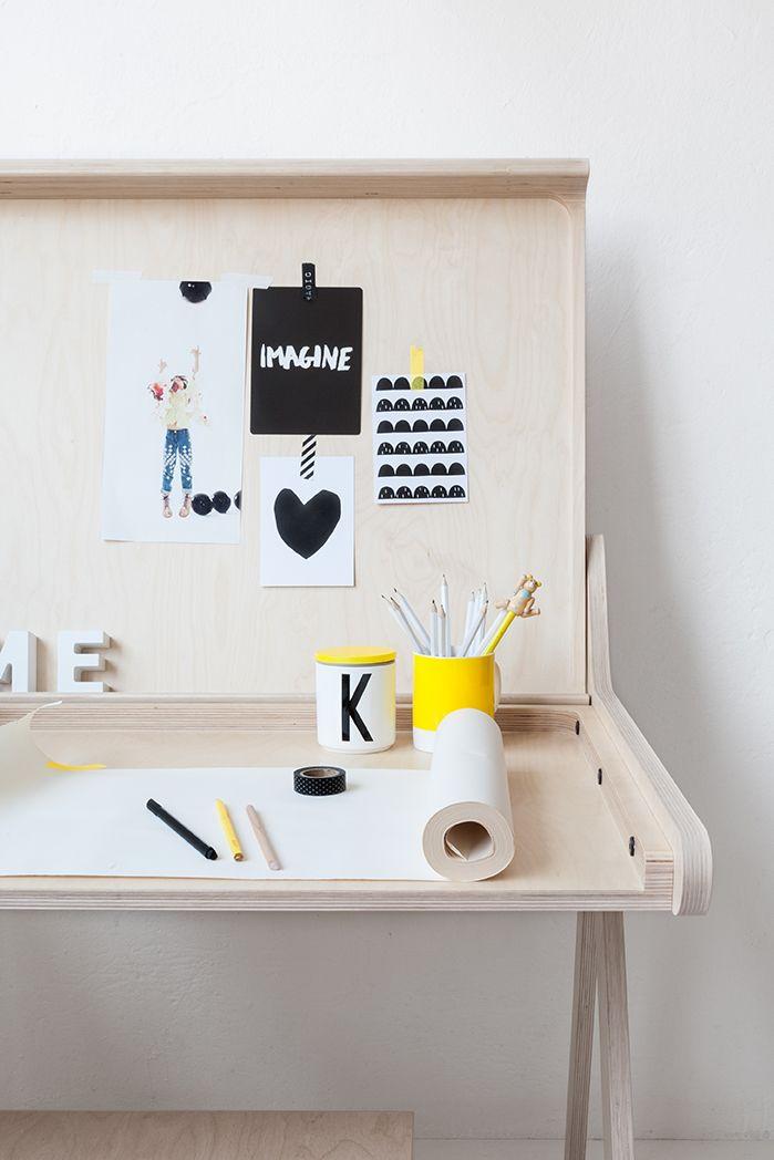 Escritorio | K Desk | Rafa Kids - Blog