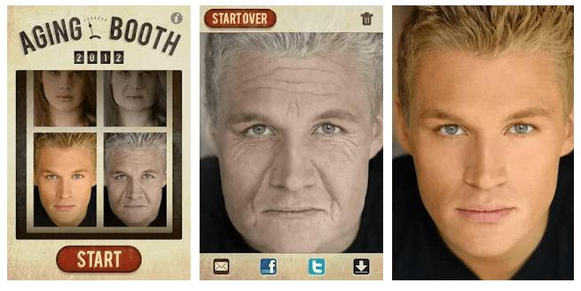 6 Aplikasi Ubah Wajah Jadi Tua Selain Faceapp Wajah Aplikasi Penuaan