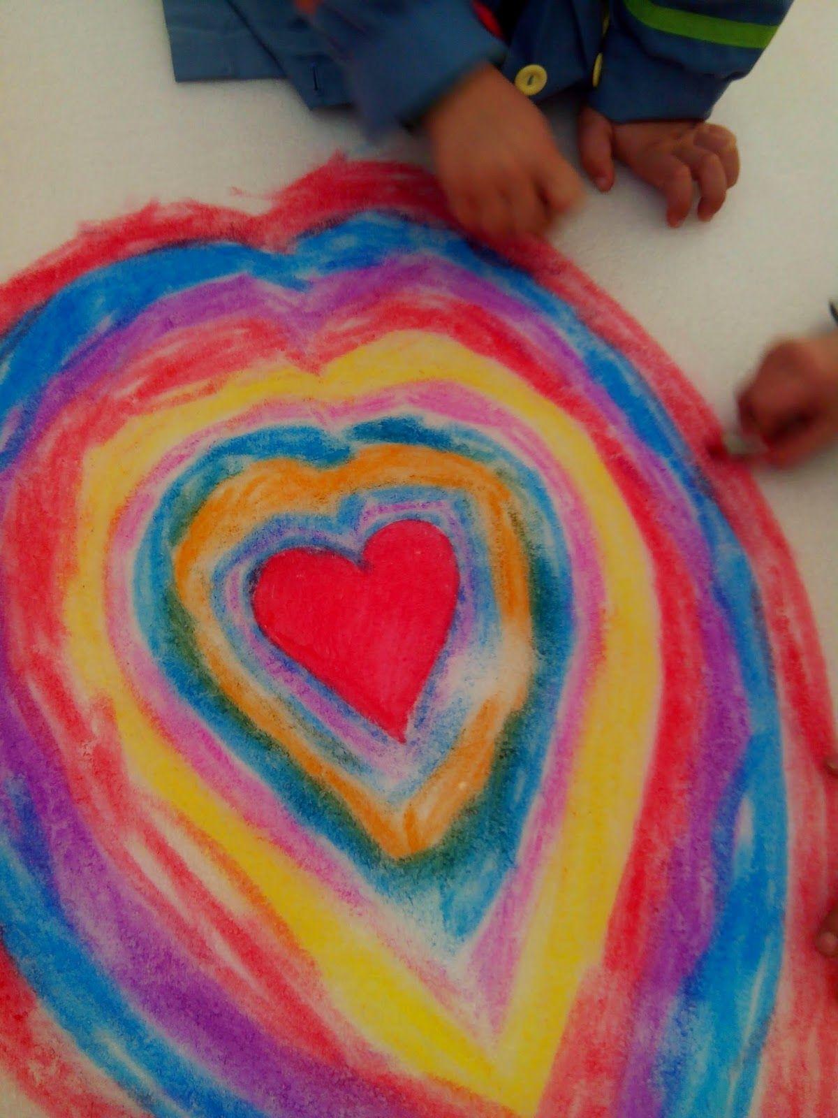 Los besos nacieron para malgastarse: Así es mi corazón