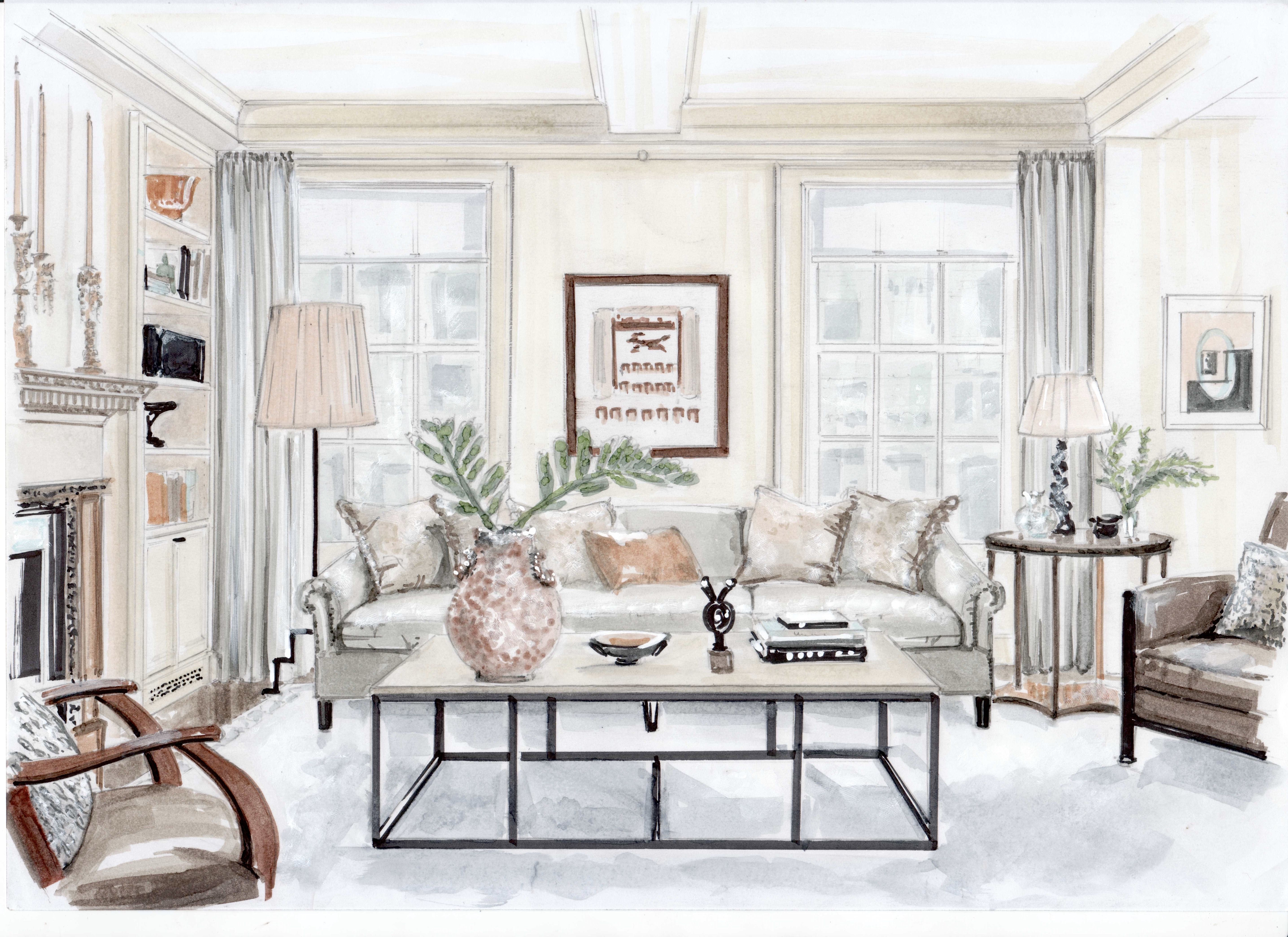 Stacey Lapuk Interiors Living Room Design Interior Design Living Room Interior Design Portfolios Interior Design Living room re design