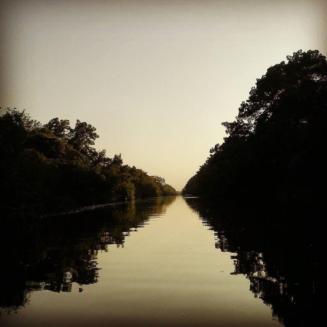 Navegando ando... #traveling #travel #venezuela #chispagrafica #miranda #navegar #boat #dark #selva #rio #river by mmcadenasm