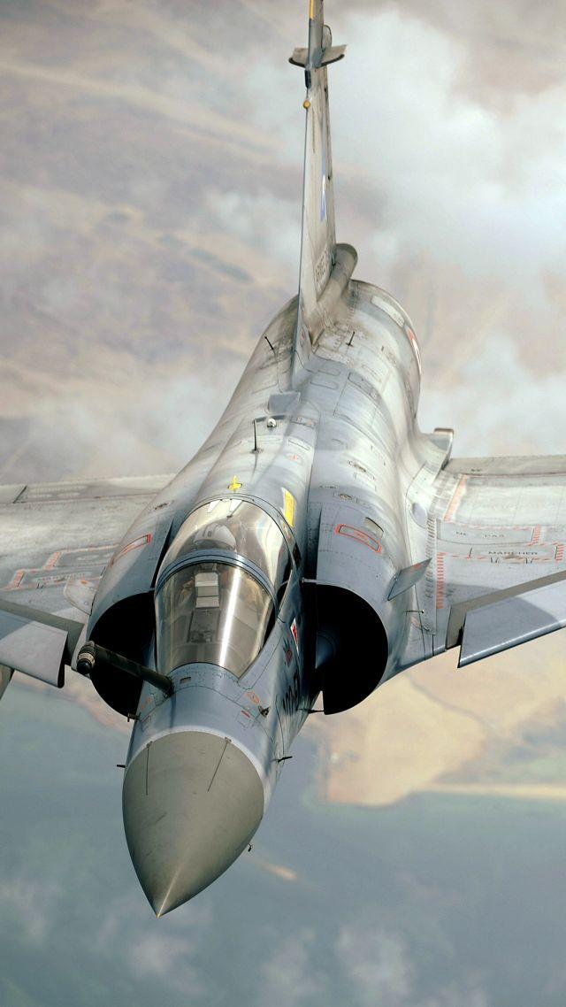 mirage french aircraft dassault dieulois