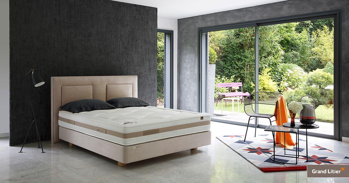 Grand Litier Matelas Andre Renault Solstice Chambre Au Confort Maximal Chambres De Reve Grand Litier Matelas