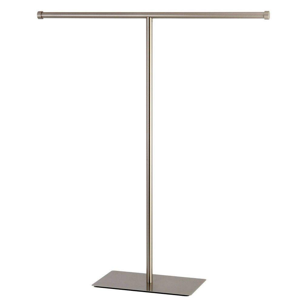 Pin On Standing Towel Rack