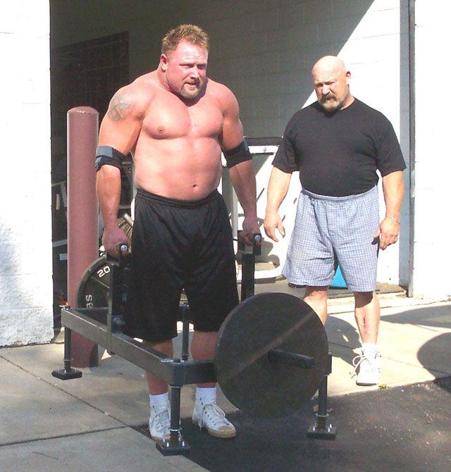 Chuck vogelpohl louie simmons powerlifting pinterest