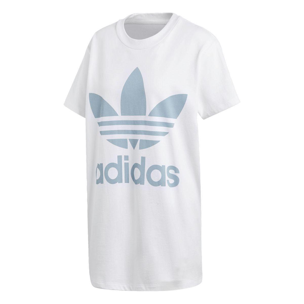 tee shirt oversize adidas femme