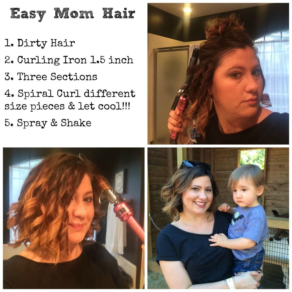 Mom hair donut care houston moms blog quickeasyhairstyles