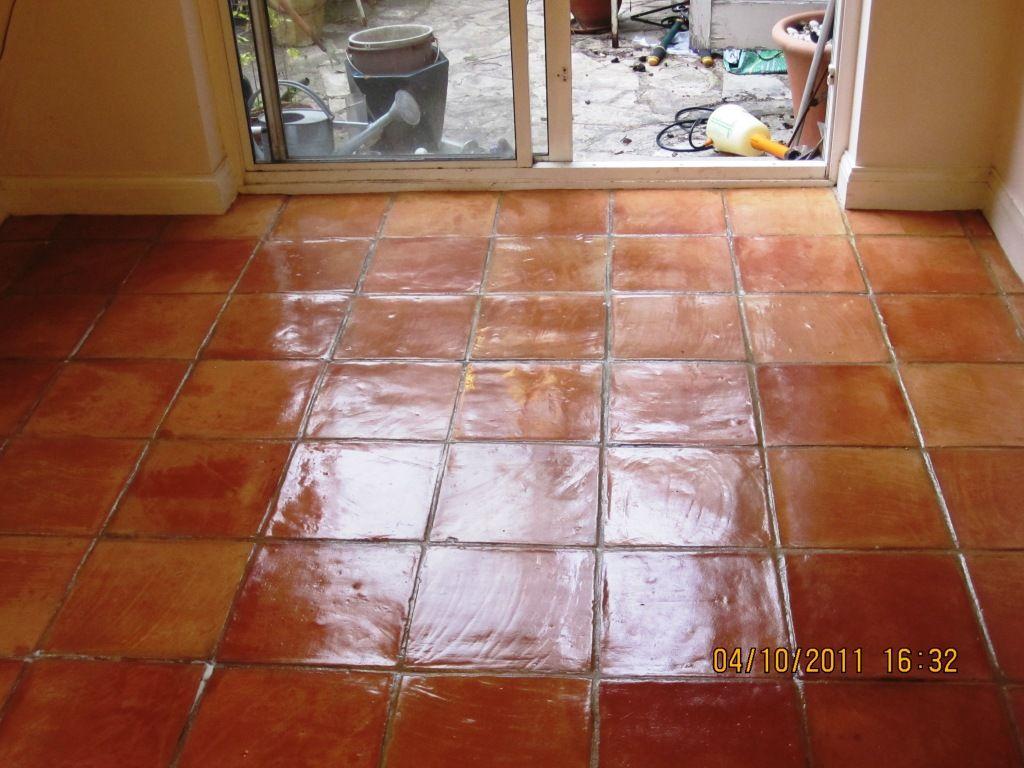 Terracotta Floor Tiles 6x6 Terra