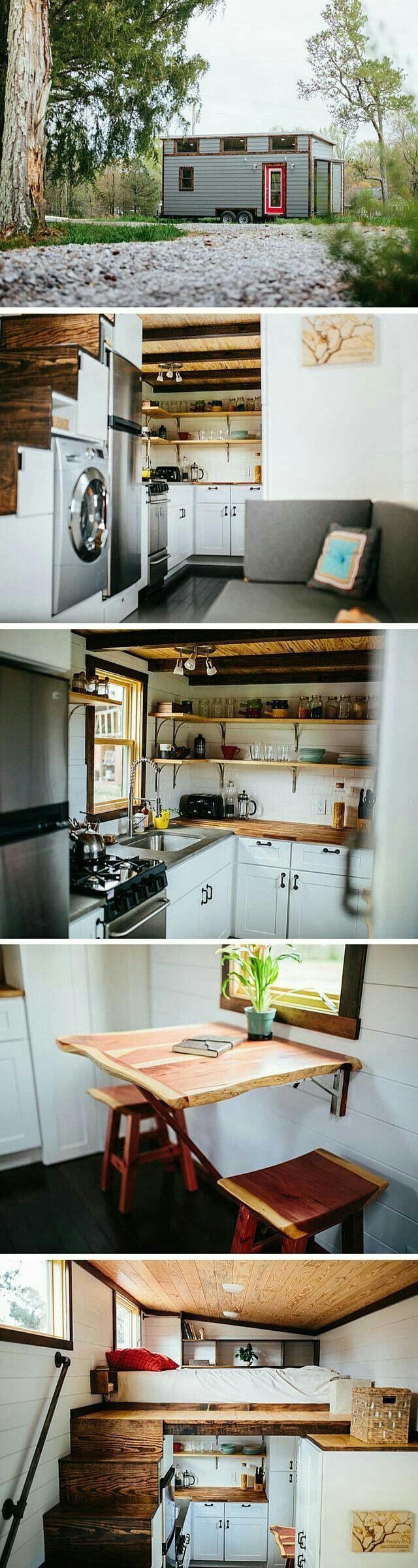 Pin von Hailey Mease auf tiny house | Pinterest | kleines Häuschen ...