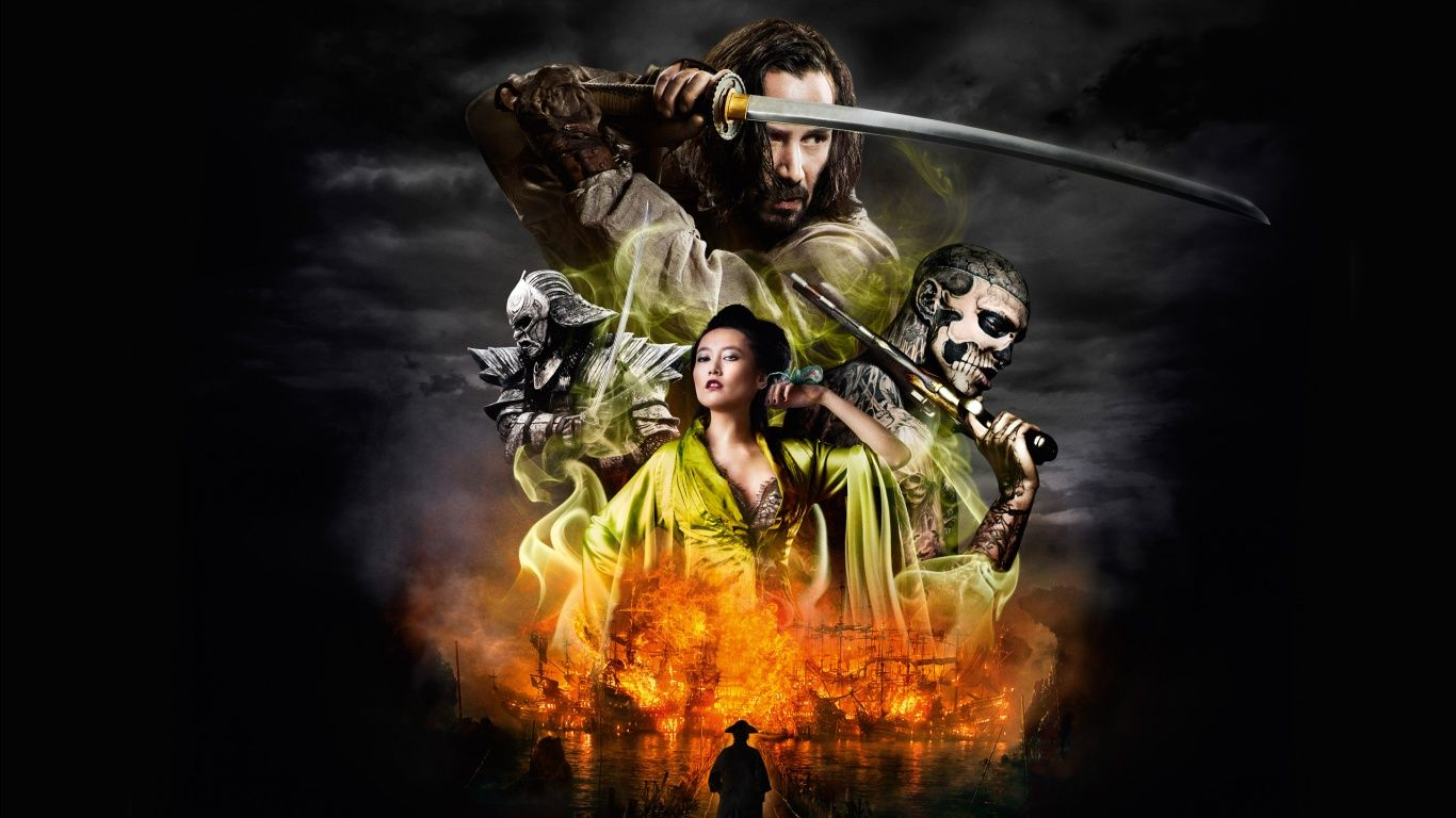 New Hollywood Movie Poster 47 Ronin Movie Hd Wallpapers 47 Ronin 47 Ronin Movie Keanu Reeves