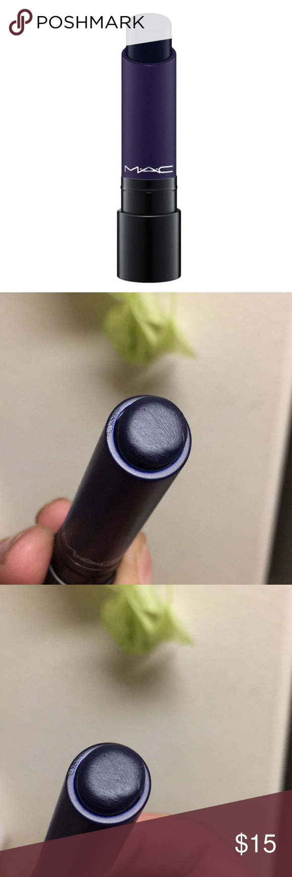 mac liptensity lipstick brand new, in package. authentic