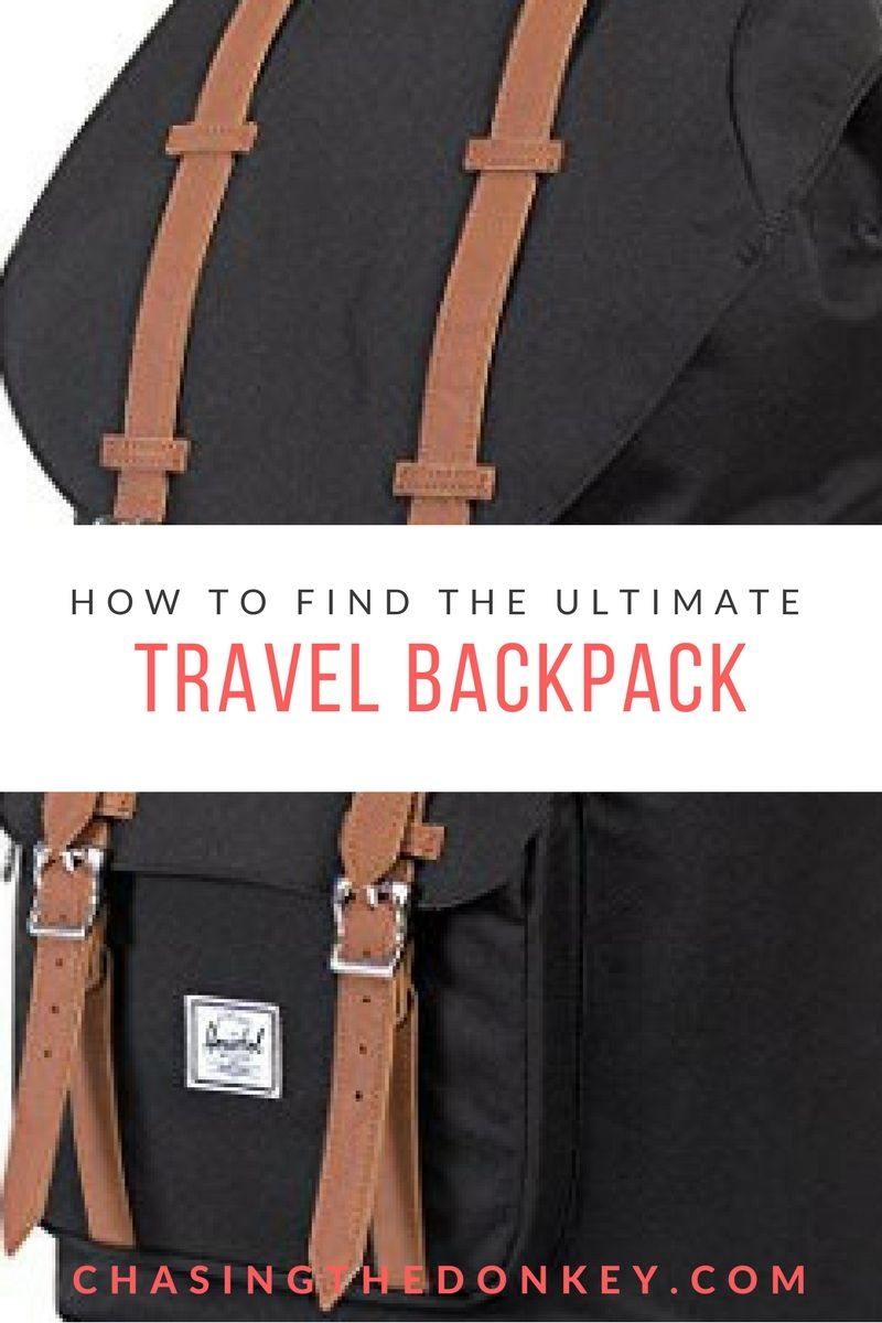 e48b3de53862 When you re traveling it s important to have a top rated backpack on you. Here  we have reviews to hep you find the best backpack for travel.