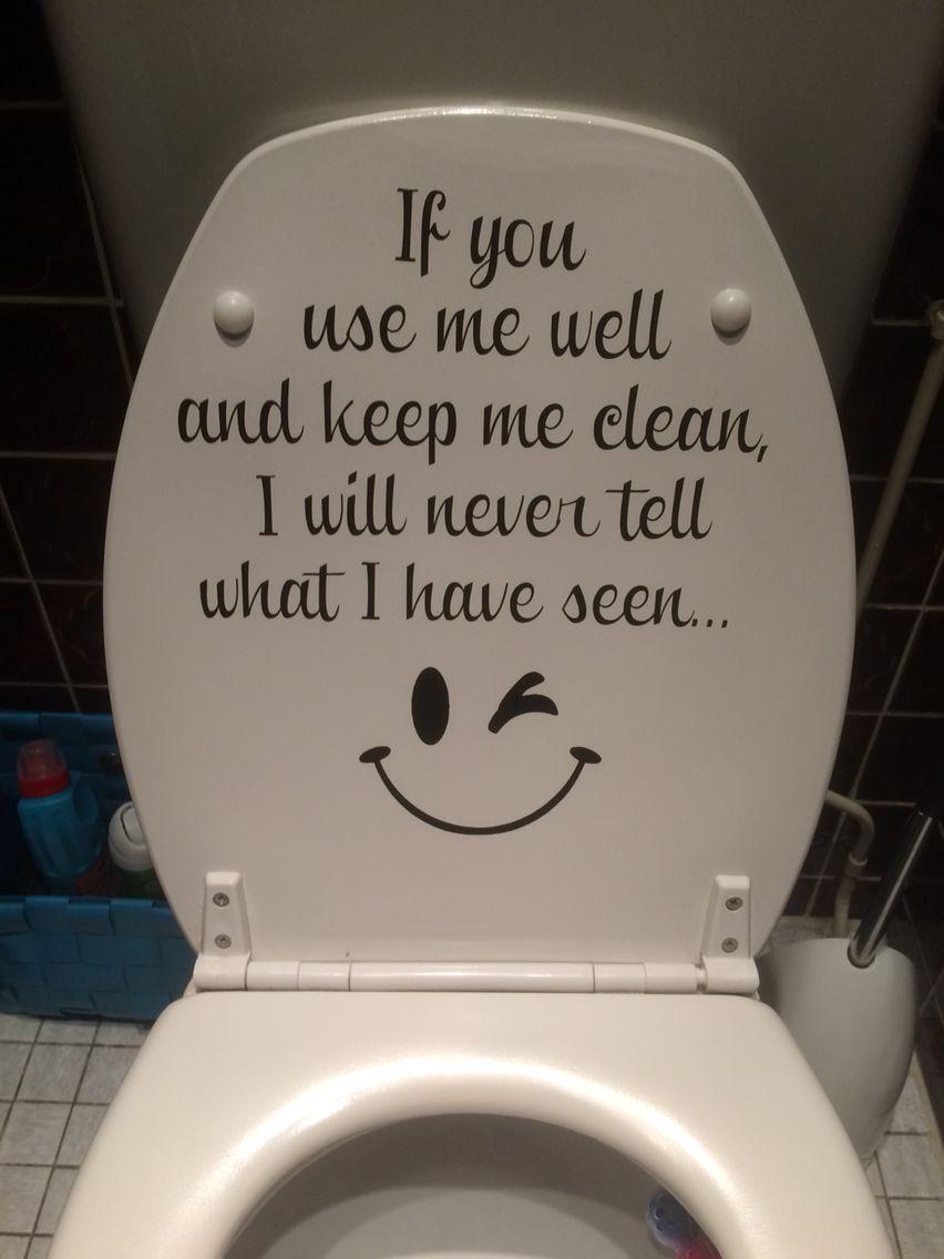 Wc Tekst In 2020 Bathroom Humor Bathroom Wall Stickers