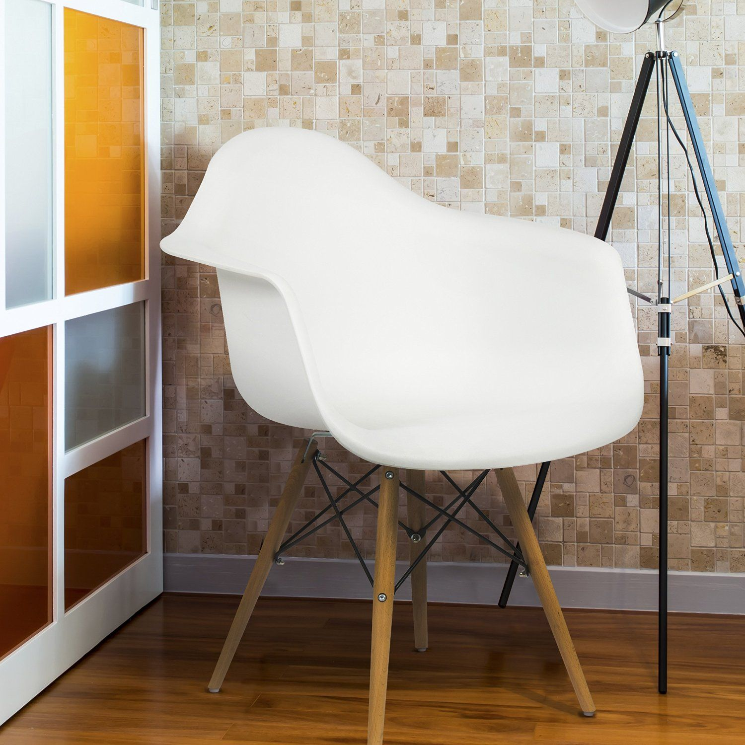 Amazonsmile best choice products eames style armchair