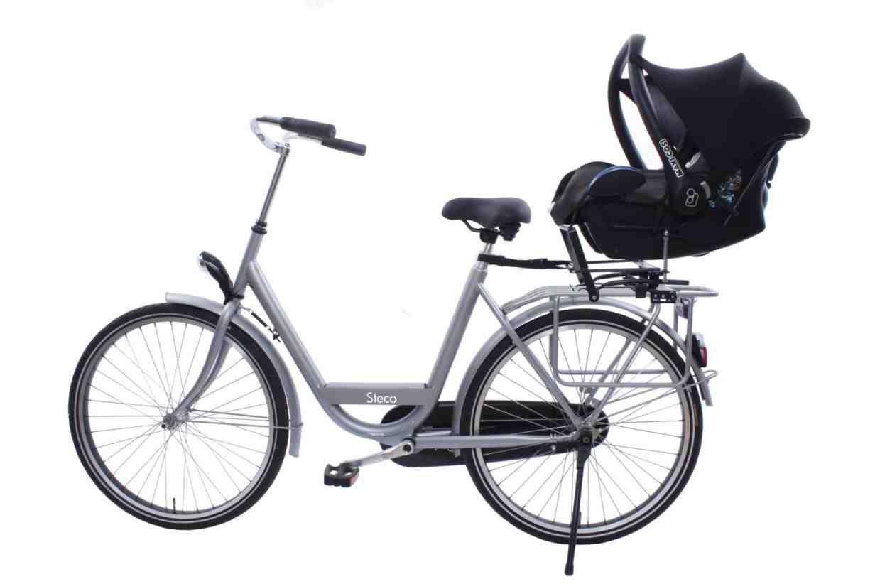 Bicycle Kids Child Baby Rear Seat Bike Carrier Porte Bagage Velo Cyclisme Siege Bebe