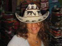 Sommer #Hut im #Stetson #Look  nicht nur fuer Cowgirls