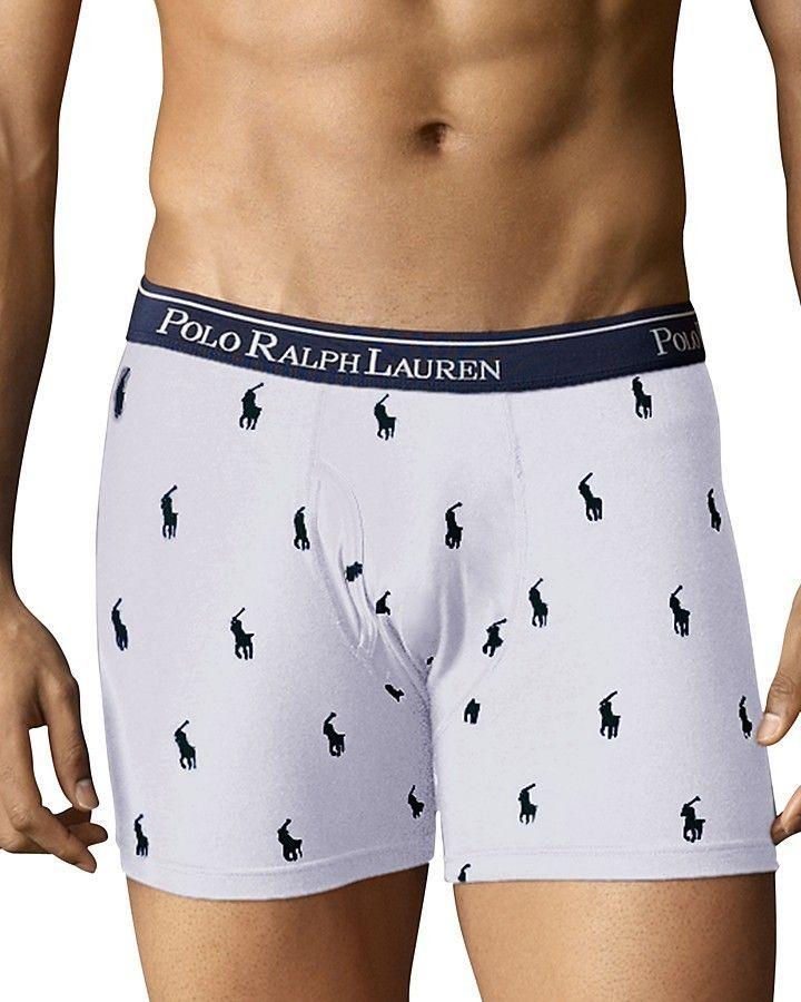 Polo Ralph Lauren Boxer Briefs, Pack of 3   Tomboy fashion   Boxer ... ec97d545f74