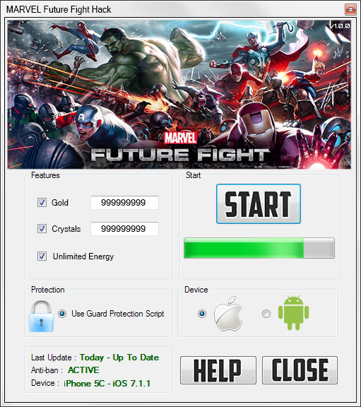 Marvel future fight hack cheats for android and ios free gold marvel future fight hack cheats for android and ios free gold and crystals telecharger fandeluxe Images