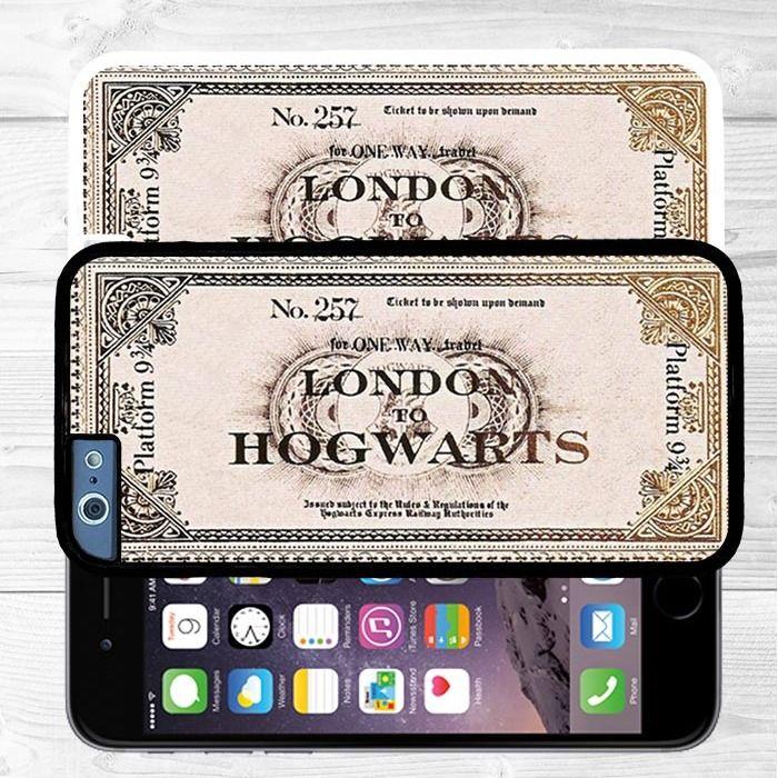 Colors 9 3 4 Platform Iphone 6 Plus Case Harry Potter Train Ticket Iphone6 Plus Cover 5 5 93 4platform Har Iphone 6 Plus Case Iphone 6 Covers Iphone 6 Case