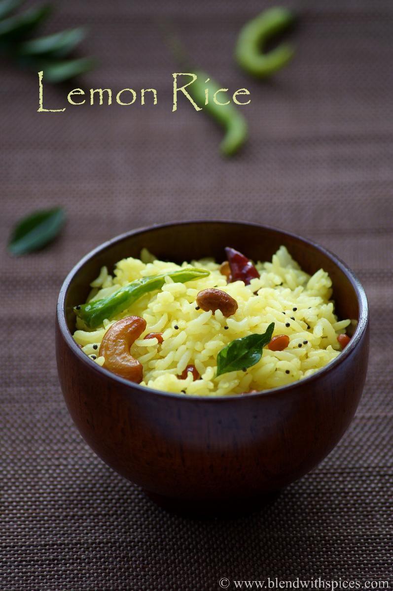 Lemon rice recipe nimmakaya pulihora recipe chitranna recipe lemon rice recipe nimmakaya pulihora recipe chitranna recipe south indian recipes indian pulihora recipehealthy indian recipeslunch forumfinder Gallery
