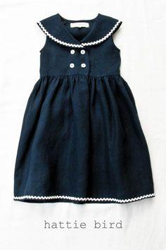 sailor dress . . . www.komedalroad.com