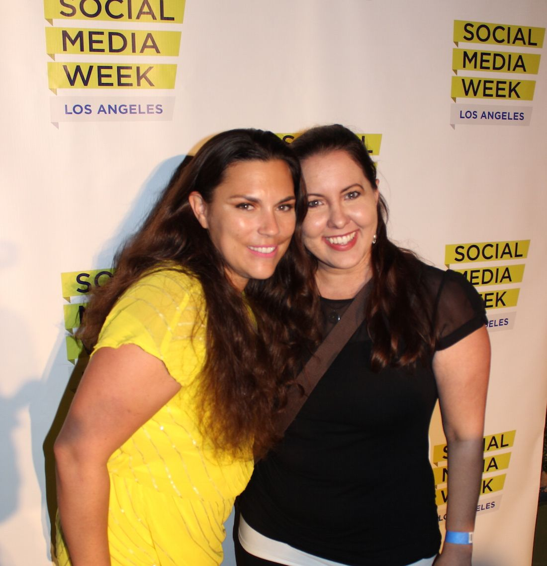 Jo Beyersdorfer of JNB Events and Joanna Pantages of Scenester.tv